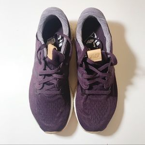 New Balance Fresh Foam Zante Purple 6.5 Wide New!